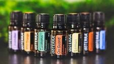 How can essential oils help